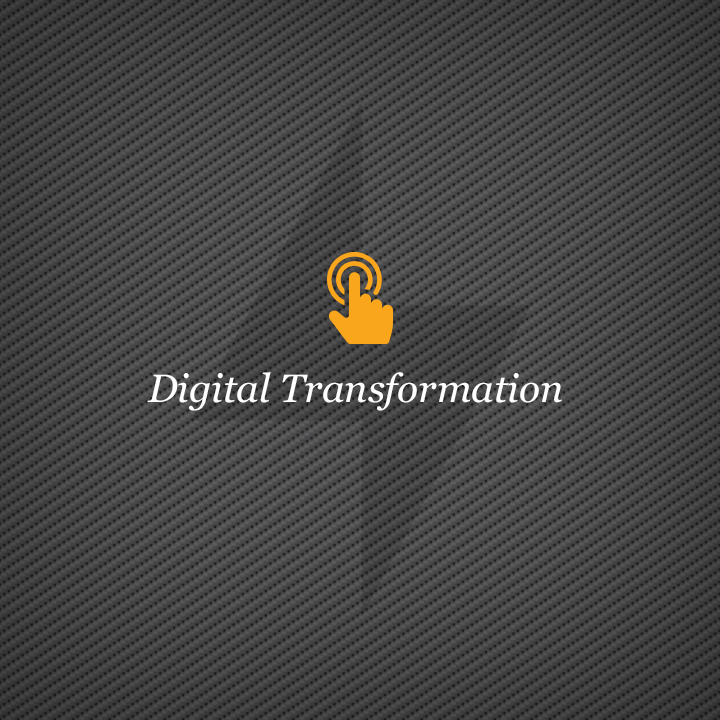 Digital Transformation  Audit, assess, repair, test, repeat. We improve all digital touchpoints you have with your customers and prospects, from your website and apps to CRM and SEO.