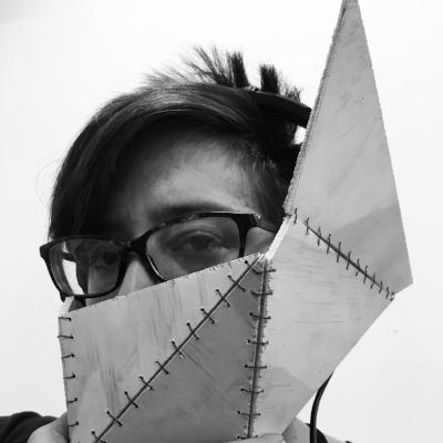 Samantha Leopold-Sullivan - PRONOUNS: She/HerMEDIUMS: Metal, Wood, Glass, Fibers, VideoWEBSITES: Website - Instagram