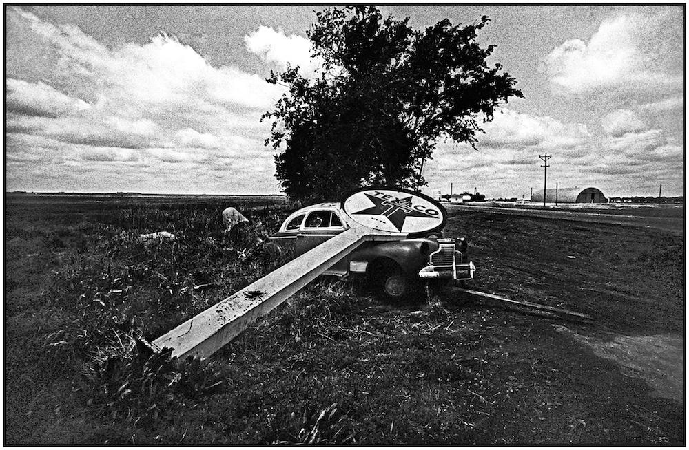 """Texaco, Midwest U.S.,"" August 1968."
