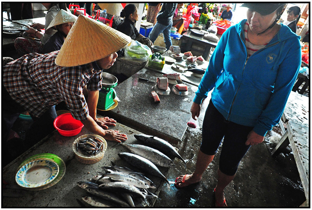 Hoi An Market, March 2015. #9975