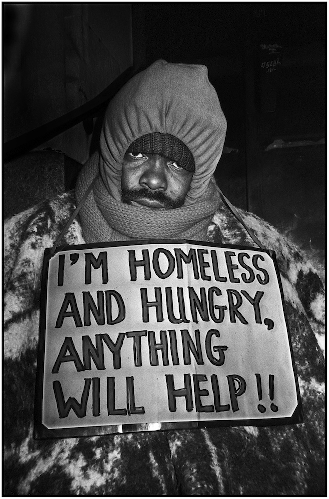 """I'm Homeless and Hungry…"""