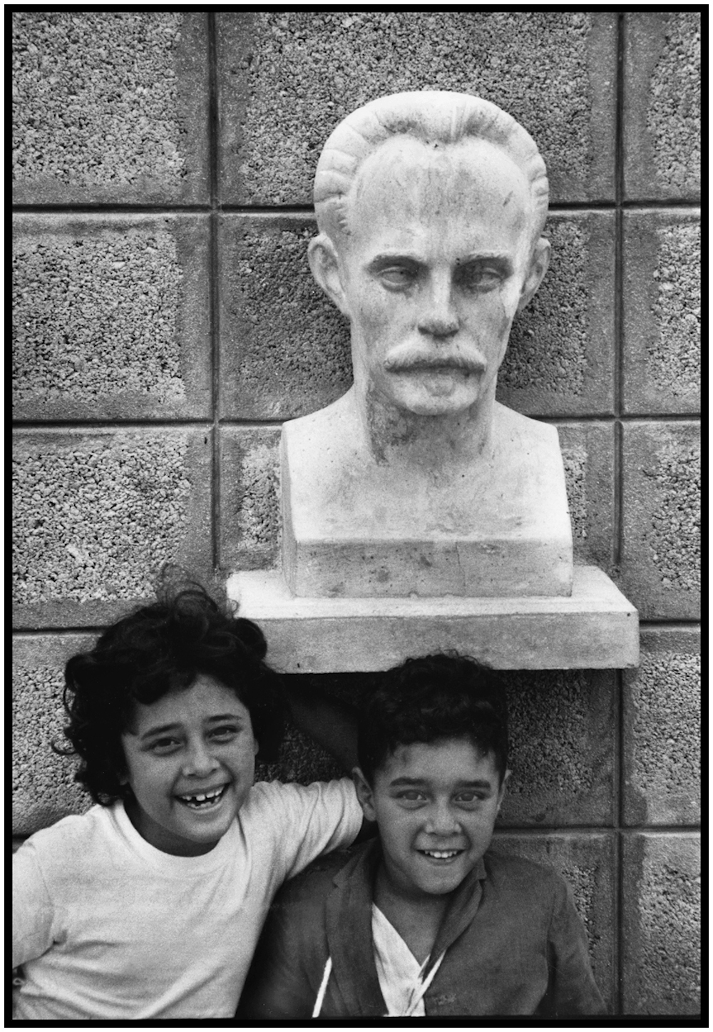 CHILDREN OF JOSE MARTI  FIRST VENC BRIGADE  1969  George Cohen    copy.jpg