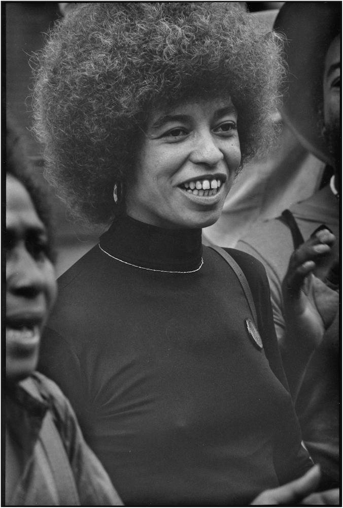 Angela Davis, 1979.