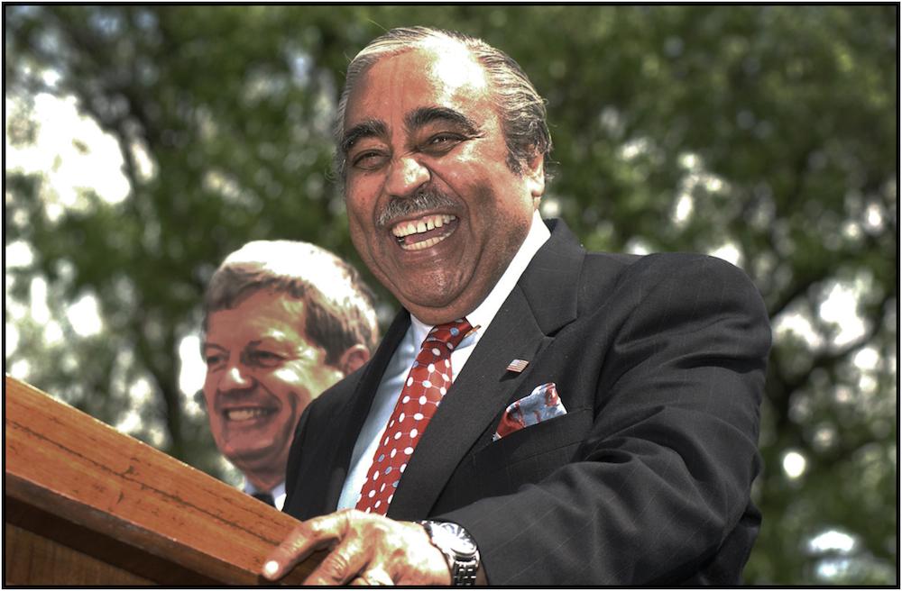 Charles Rangel, Wash., D.C., 2005.