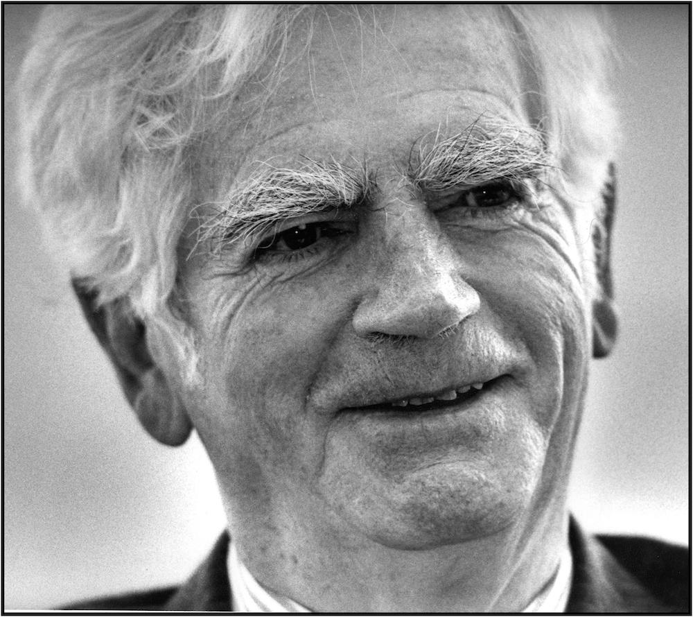 Paul O'Dwyer, 1990.