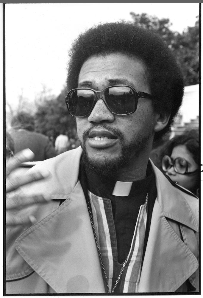 Ben Chavis, 1980.