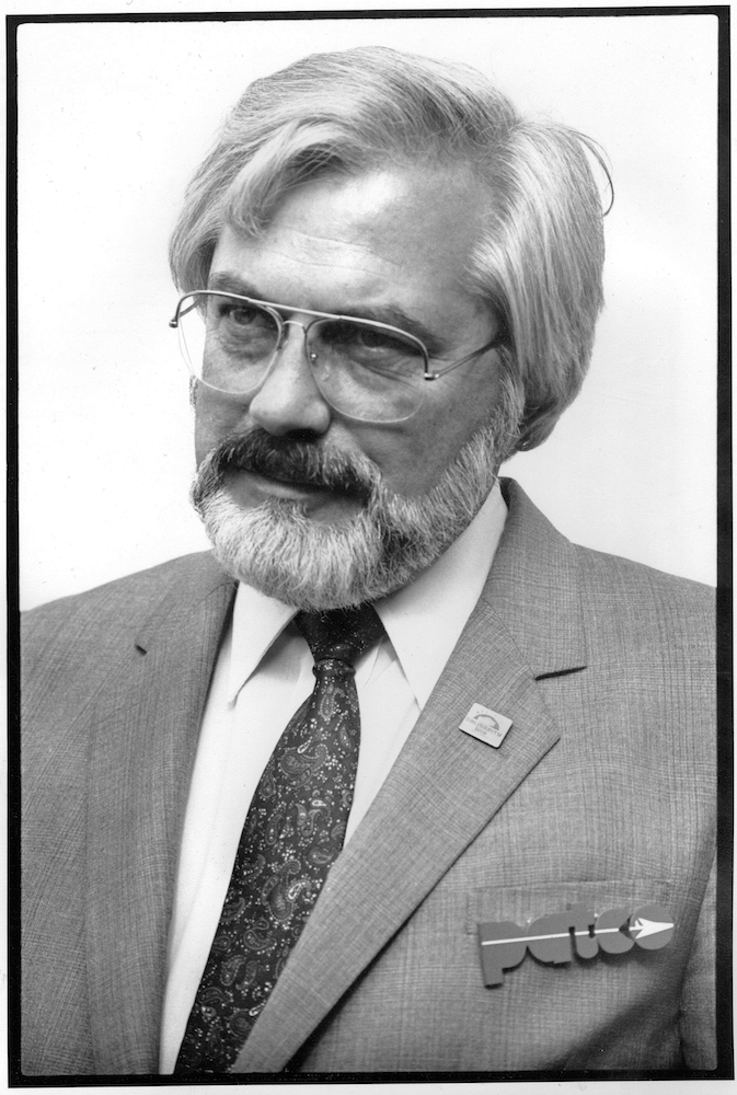 Robert Poli, PATCO, 1981.