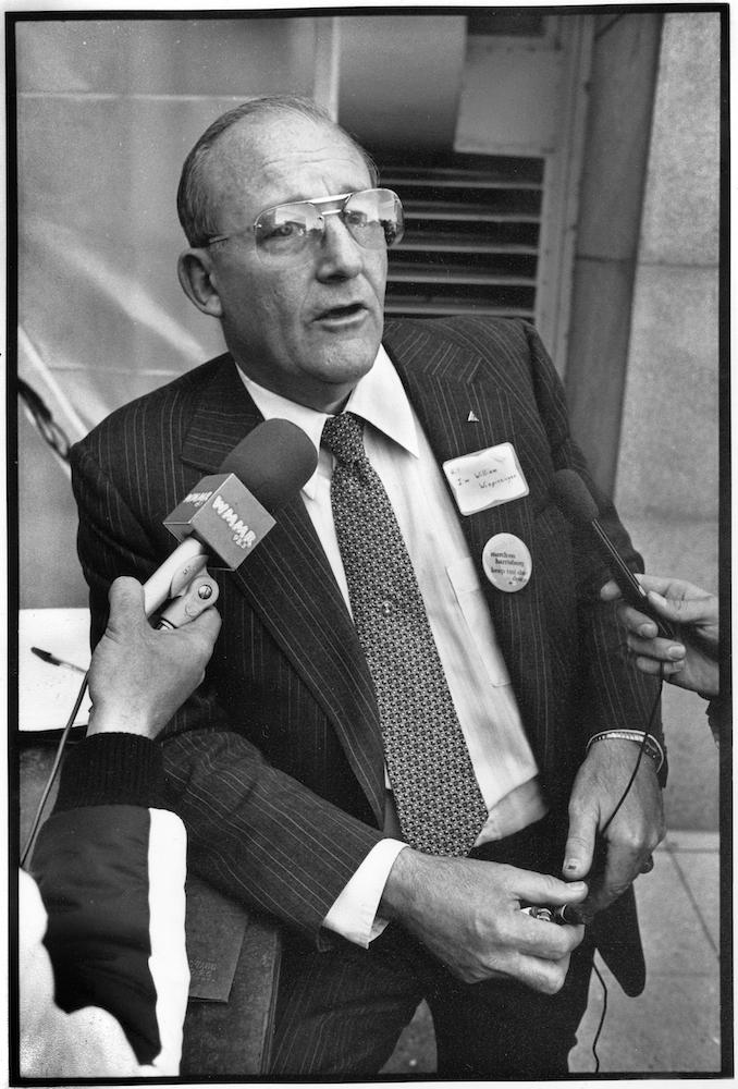 W. Winpisinger, Pres., IAM