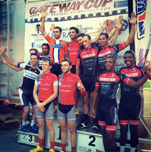 Race Report: Road to 2nd in USA Crits Team Standings — Century Road