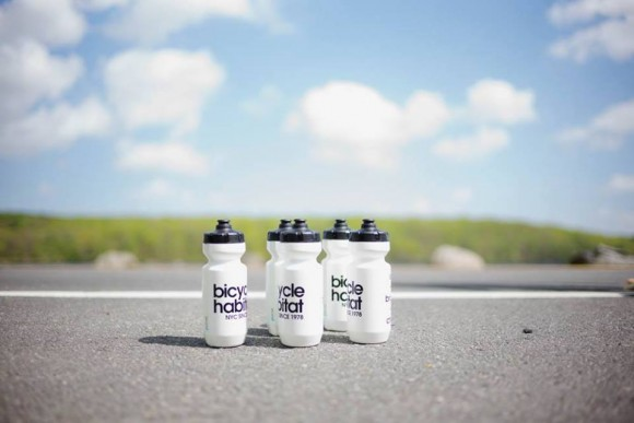 Bicycle Habitat Neutral Water Bottles (c) Marshall Kappel
