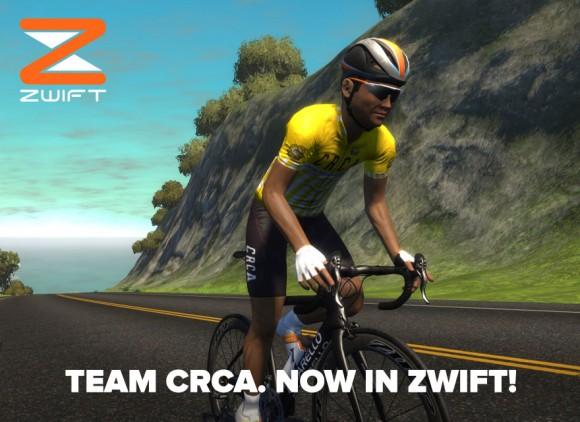 CRCA Now on Zwift — Century Road Club Association