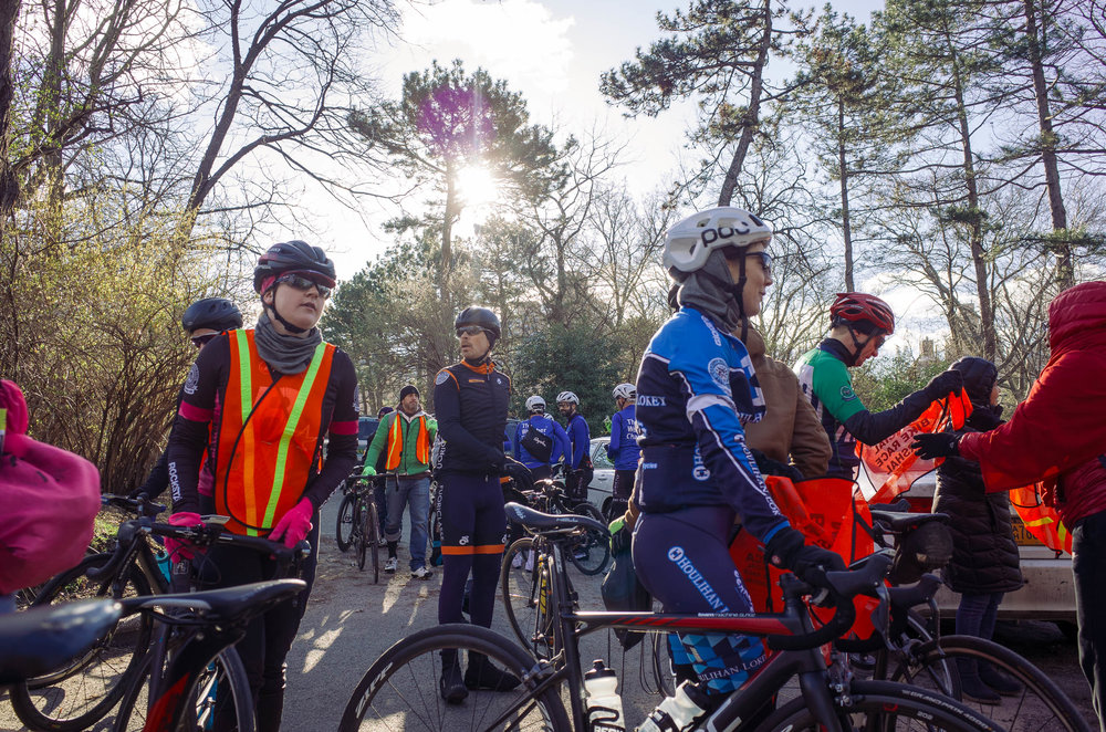 Racers at an early season CRCA Club Series race in 2017. This photo and the header image from the  To Be Determined Race Recap .