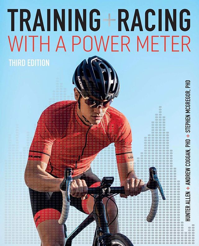CRCA is pleased to bring pioneering cycling coach, Hunter Allen, to speak at Rapha Cycle Club, 159 Prince Street, on Monday, March 25 at 7pm.  He will be discussing the new, 3rd-edition of Training and Racing with a Power Meter (TRWPM), which will be released this month. Open to all CRCA members and anyone interested in learning more about our Club!