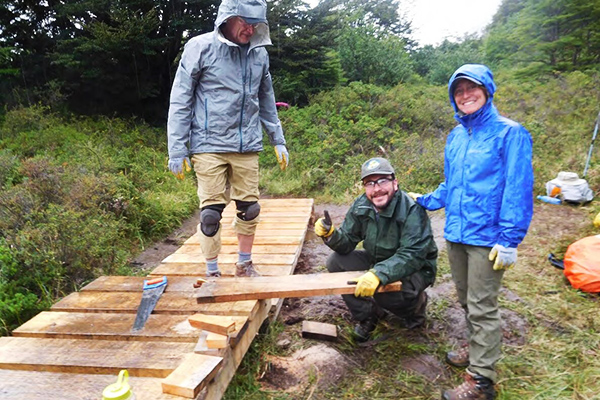 Conservation VIP - Restoring Patagonia for future generation.