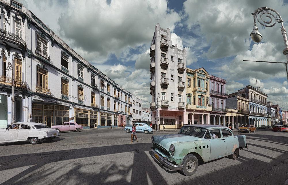 Galliano y Zanja - Havana, Cuba 2010