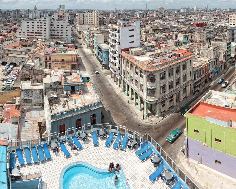 Hotel Deauville - Havana, Cuba 2010