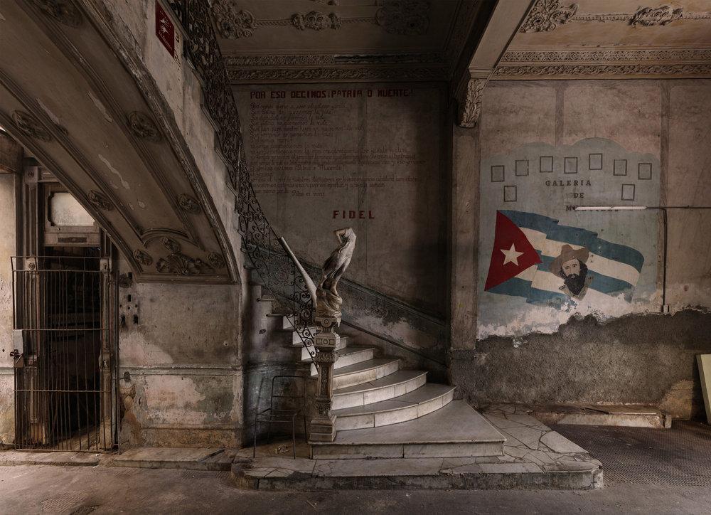 Galeria de Martires - Havana, Cuba 2012