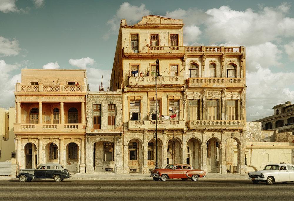 Paseo del Prado Rose - Havana, Cuba 2012