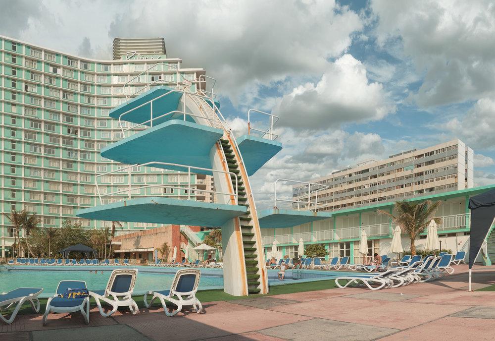 Riviera Hotel I - Havana, CUBA 2010