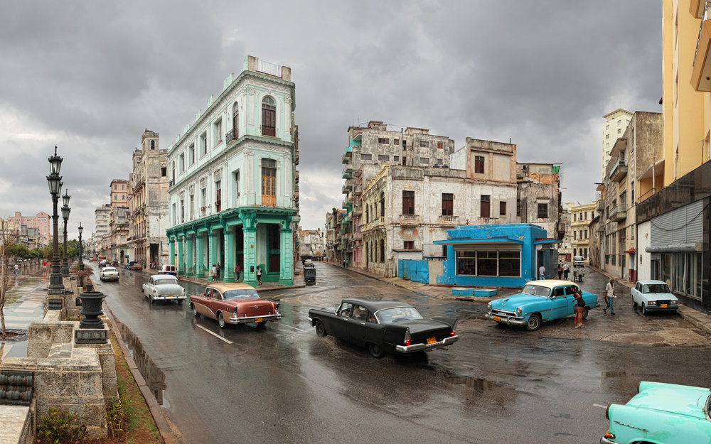 Paseo del Prado - Havana, Cuba 2010