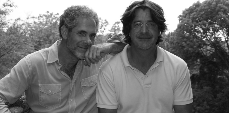 Brian & Ernie - Ernie Sesskin and Brian Foster brought together a passion for architecture, antiques (of all genres), interior and garden design to create Groundwork in '93. Brian and Ernie live and work in Philadelphia, PA.