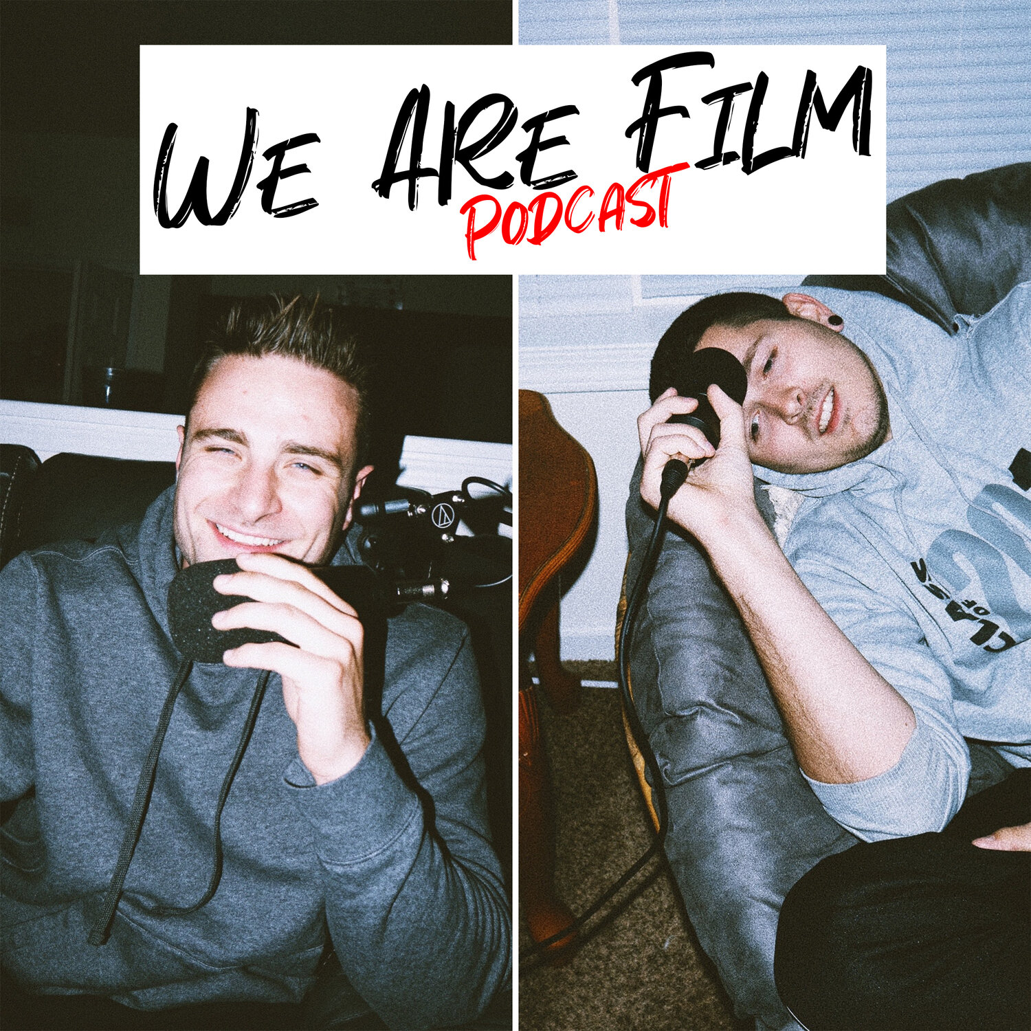 *NEW SHORT FILM ALERT* | We Need Your Help on KickStarter & Making a Short Film | We Are Film Podcast Episode #14