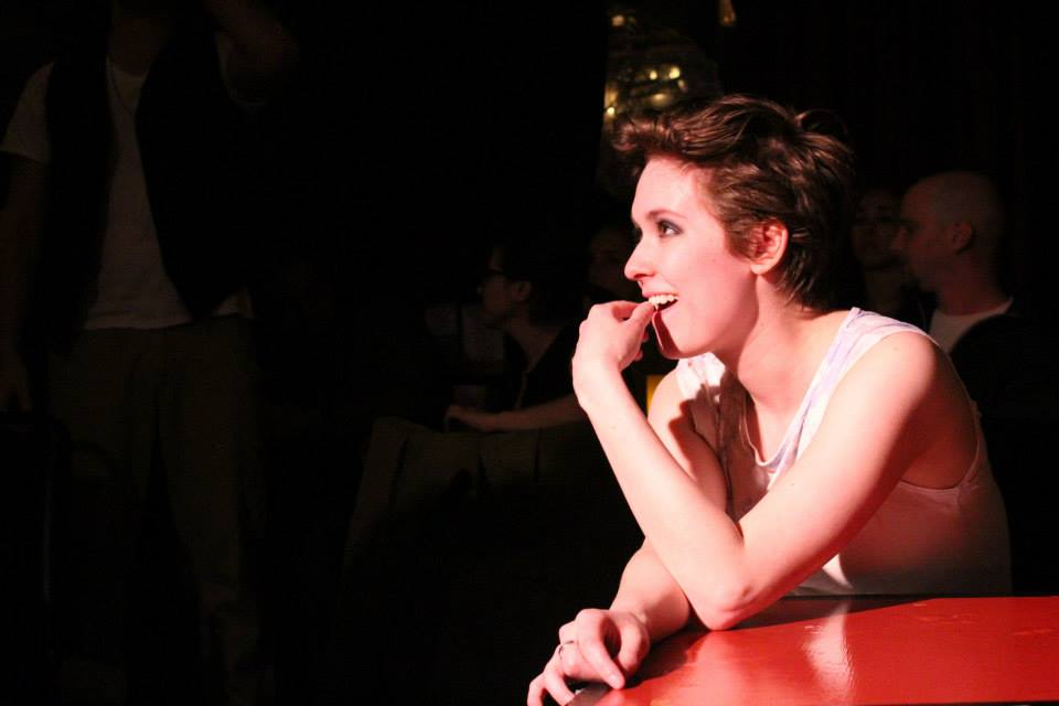 Hailey Bachrach. Photo by Miranda Poett.