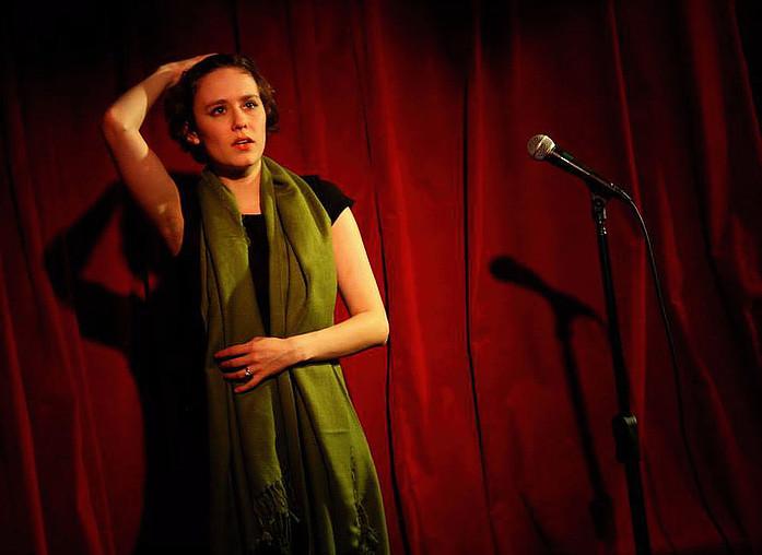 Hailey Bachrach. Photo by Monica Lerch.