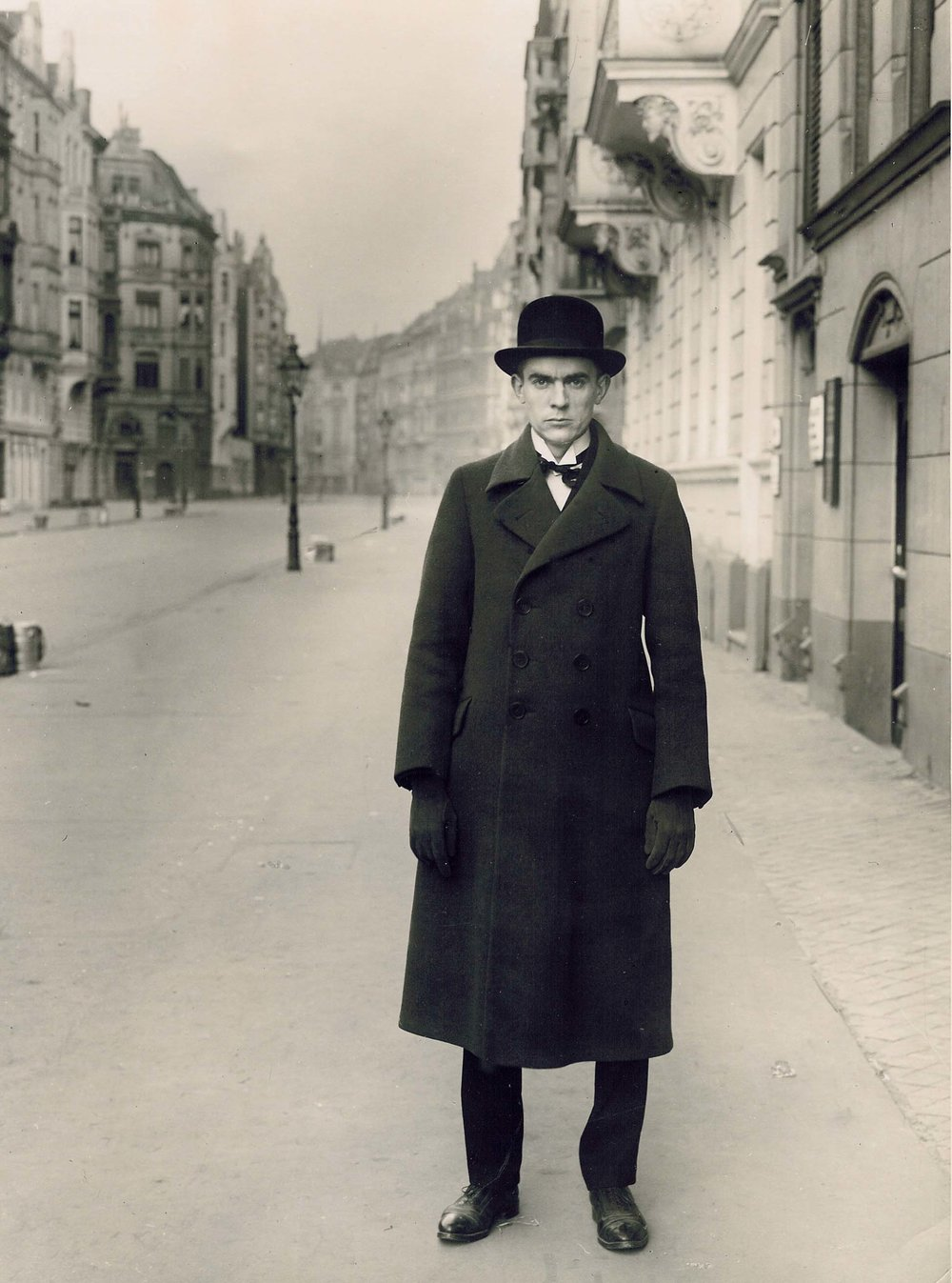 © Photograph by August Sander