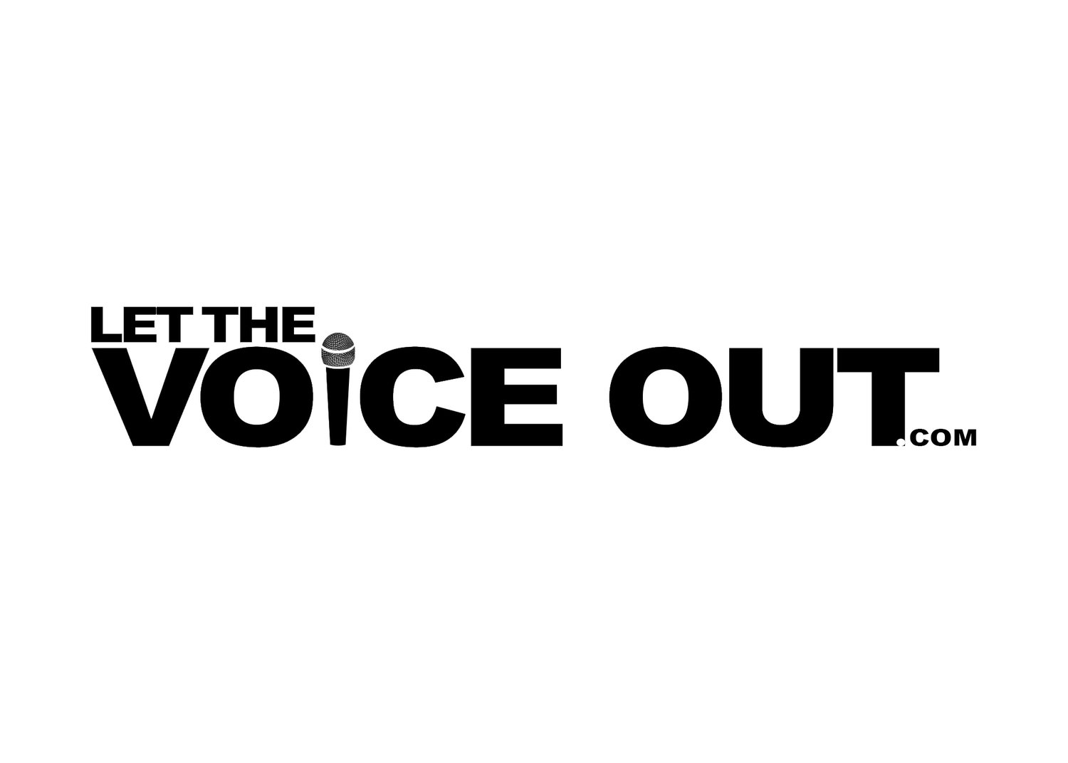 LET THE VOICE OUT! THE BOOK