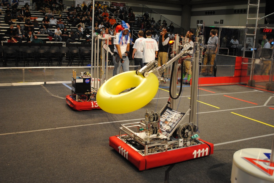 Raptortron was our robot for LogomotionSM in 2011. No further information currently available.