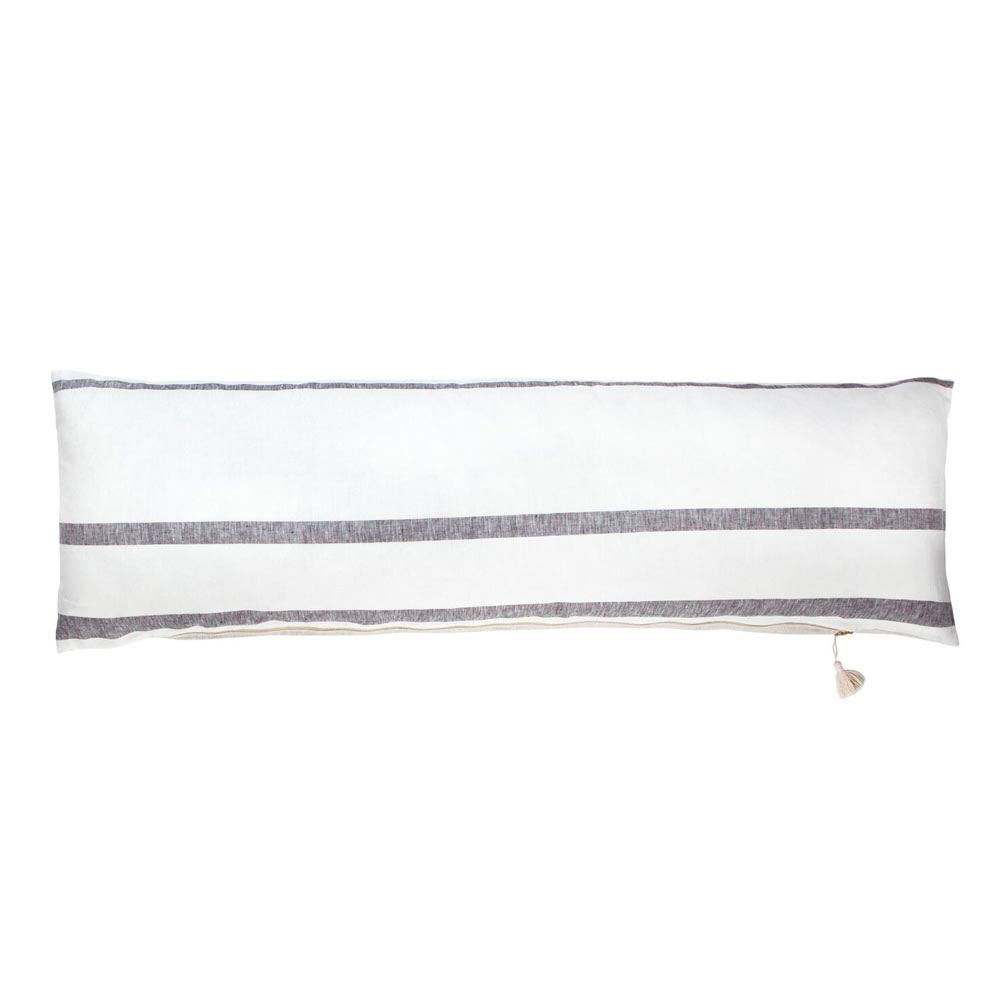 Thin Stripe Majorca Throw Pillow