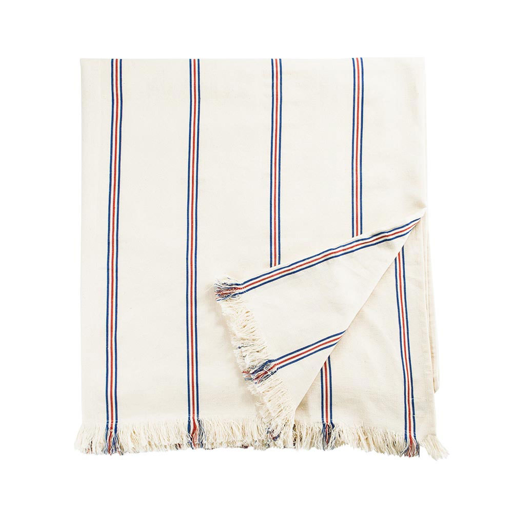 Ines Blanket with Fringe