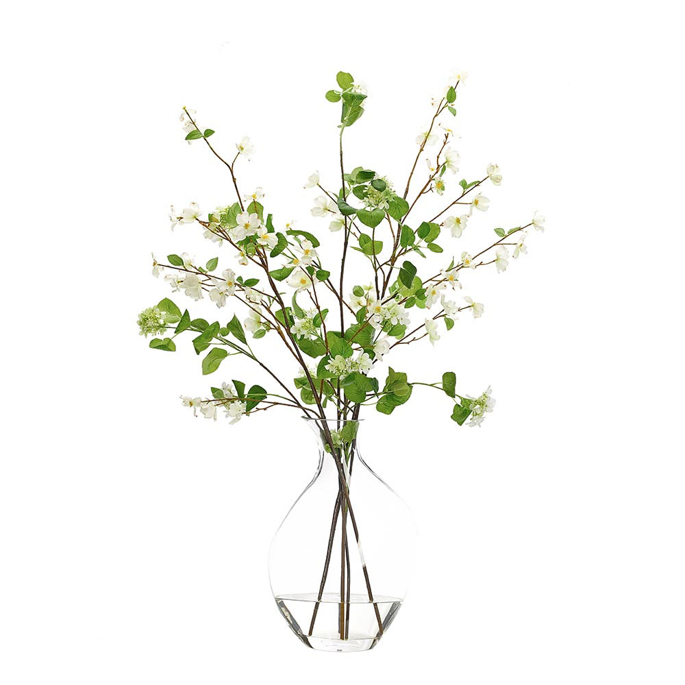 Faux Dogwood Branches