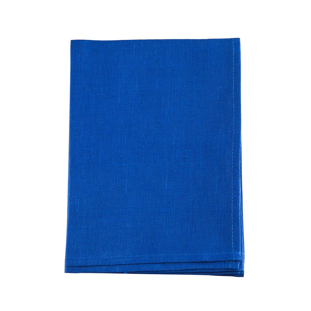 Blue Linen Kitchen Cloth