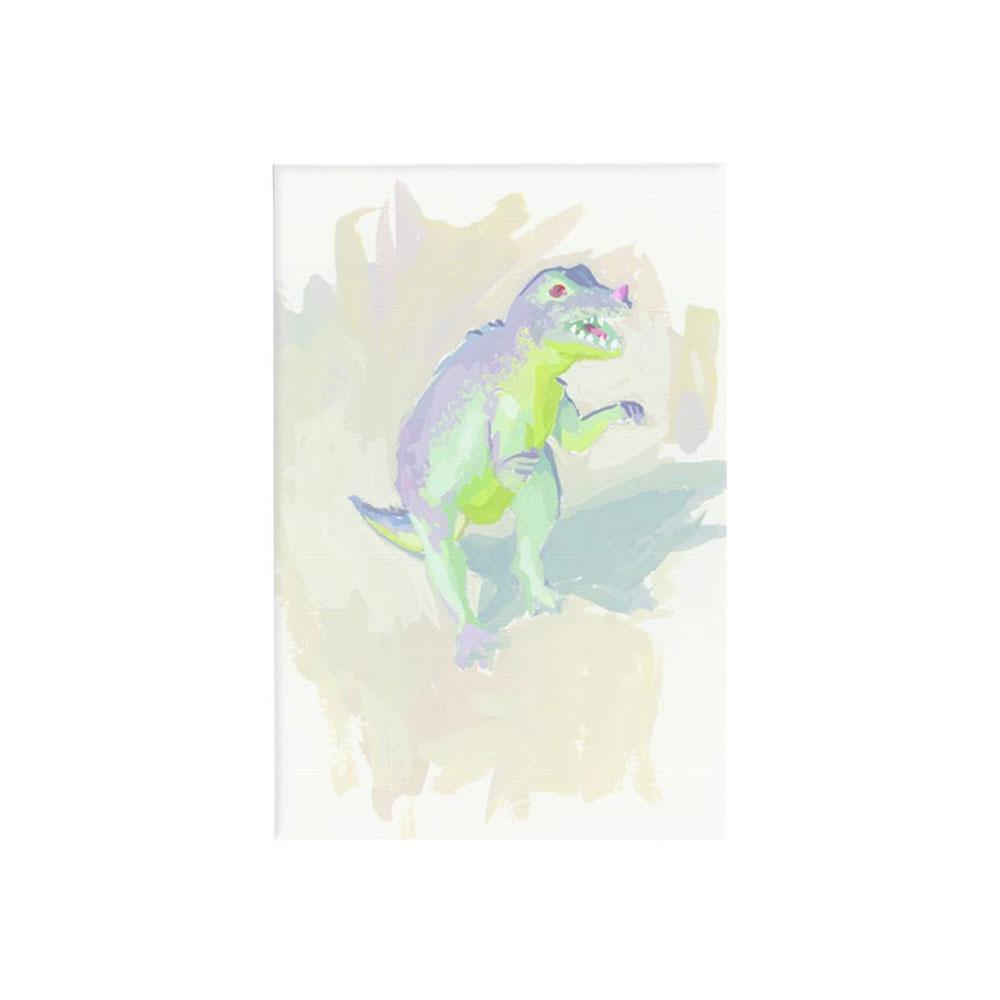 Dinosaur 1 by Elizabeth Mayville for Artfully Walls
