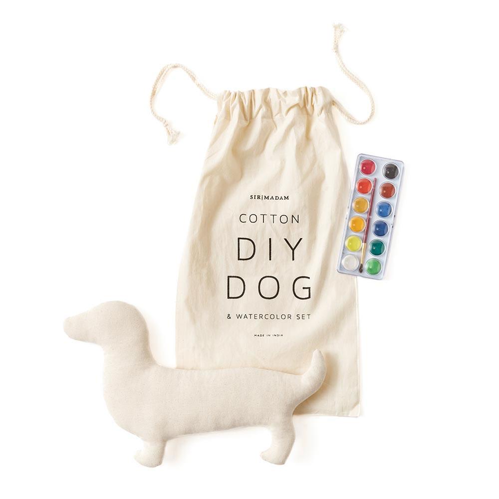DIY Dog and Watercolor Set