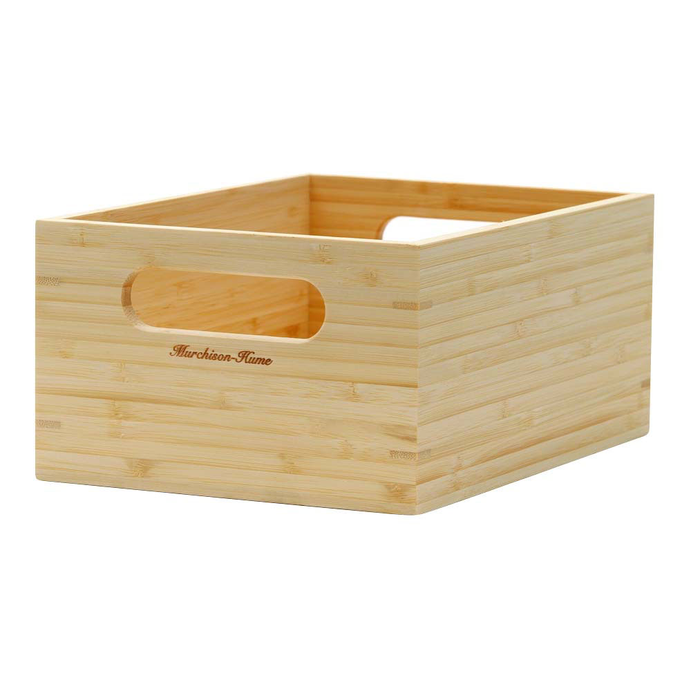 Bamboo Organization Caddy