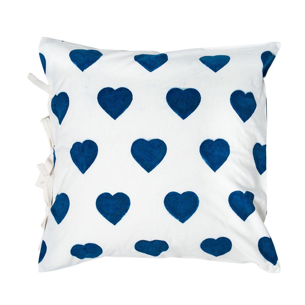 Medium Coeur Pillow Cover