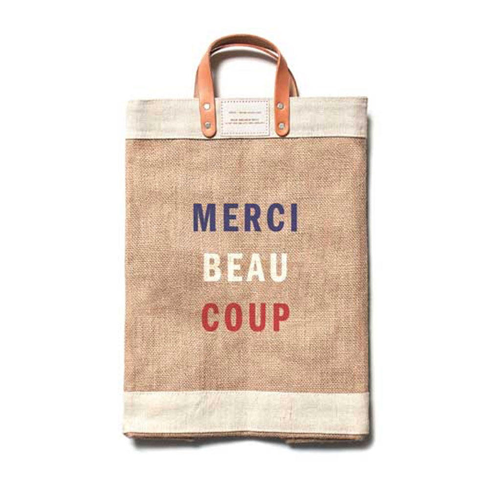 Merci Beaucoup Market Bag