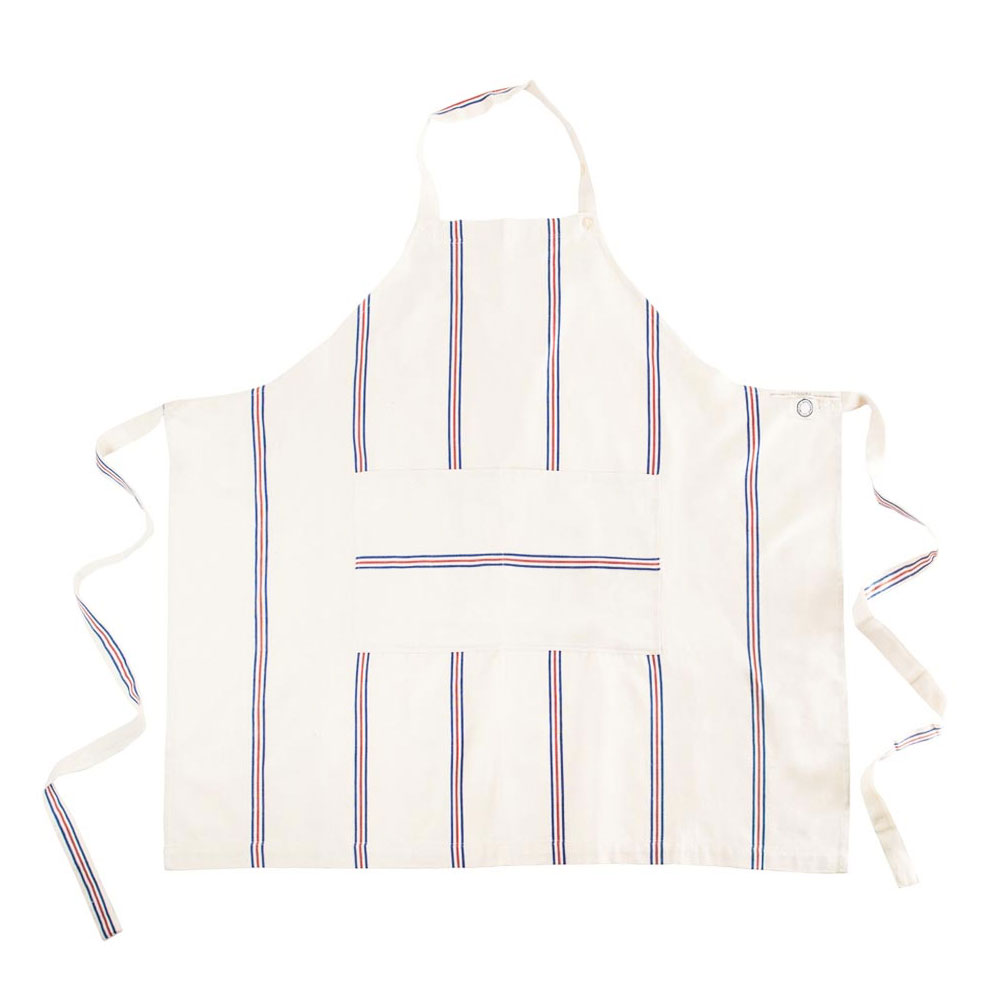 Ines Apron with Pouch
