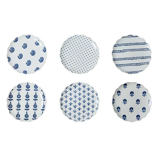 Dessert Plates (Set of 6)