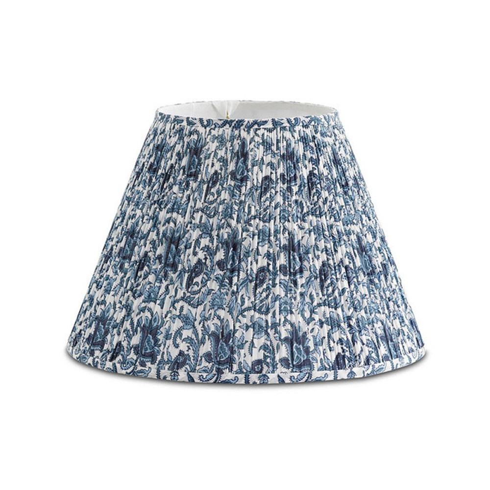 Southern Blues Lampshade