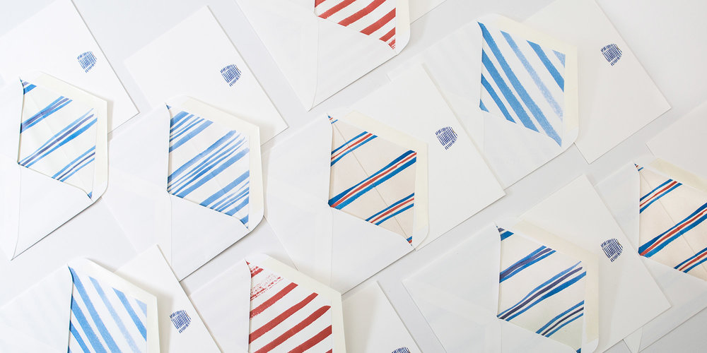 The Maryn Stationery Collection for Dempsey & Carroll