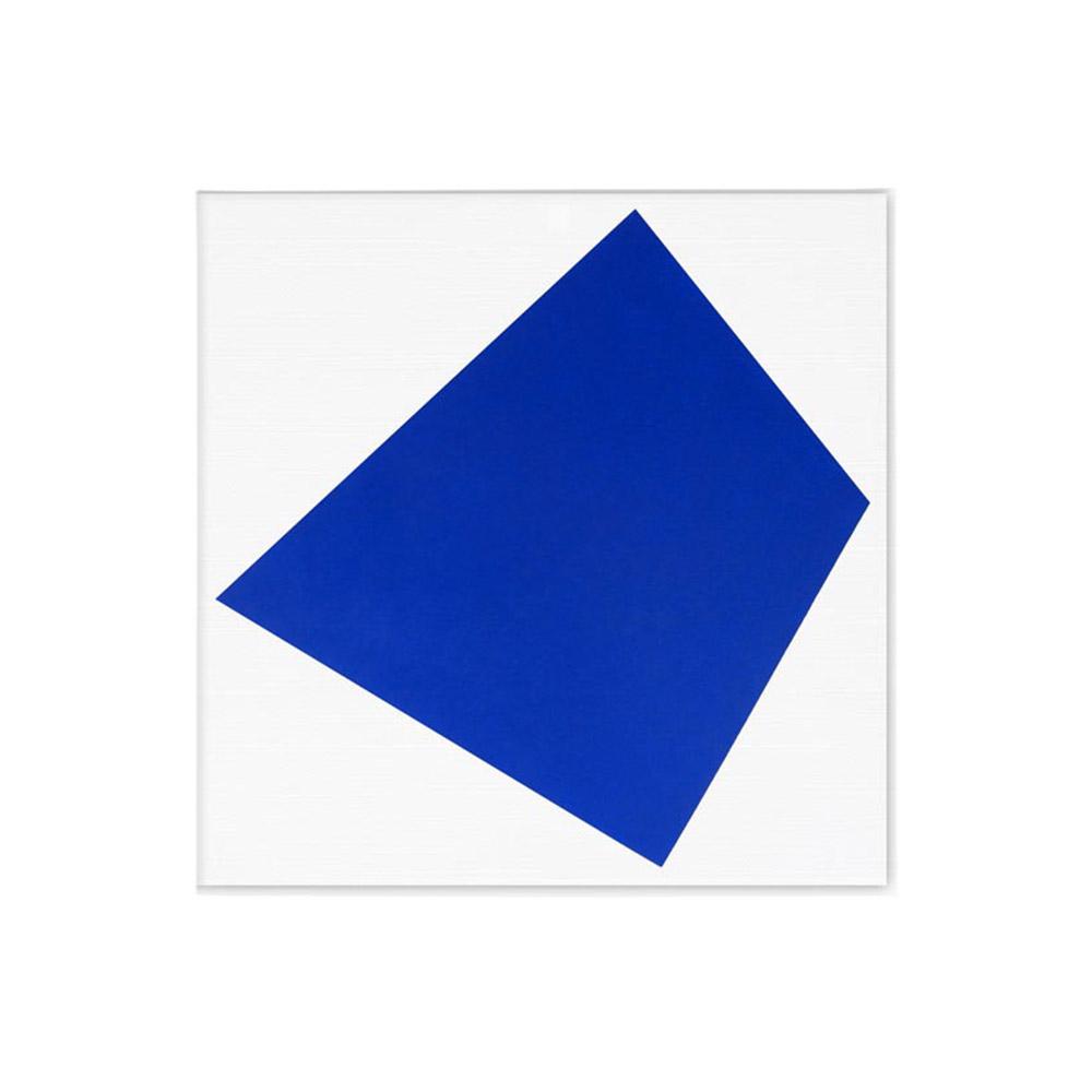 Blue Shape by Anna Ullman