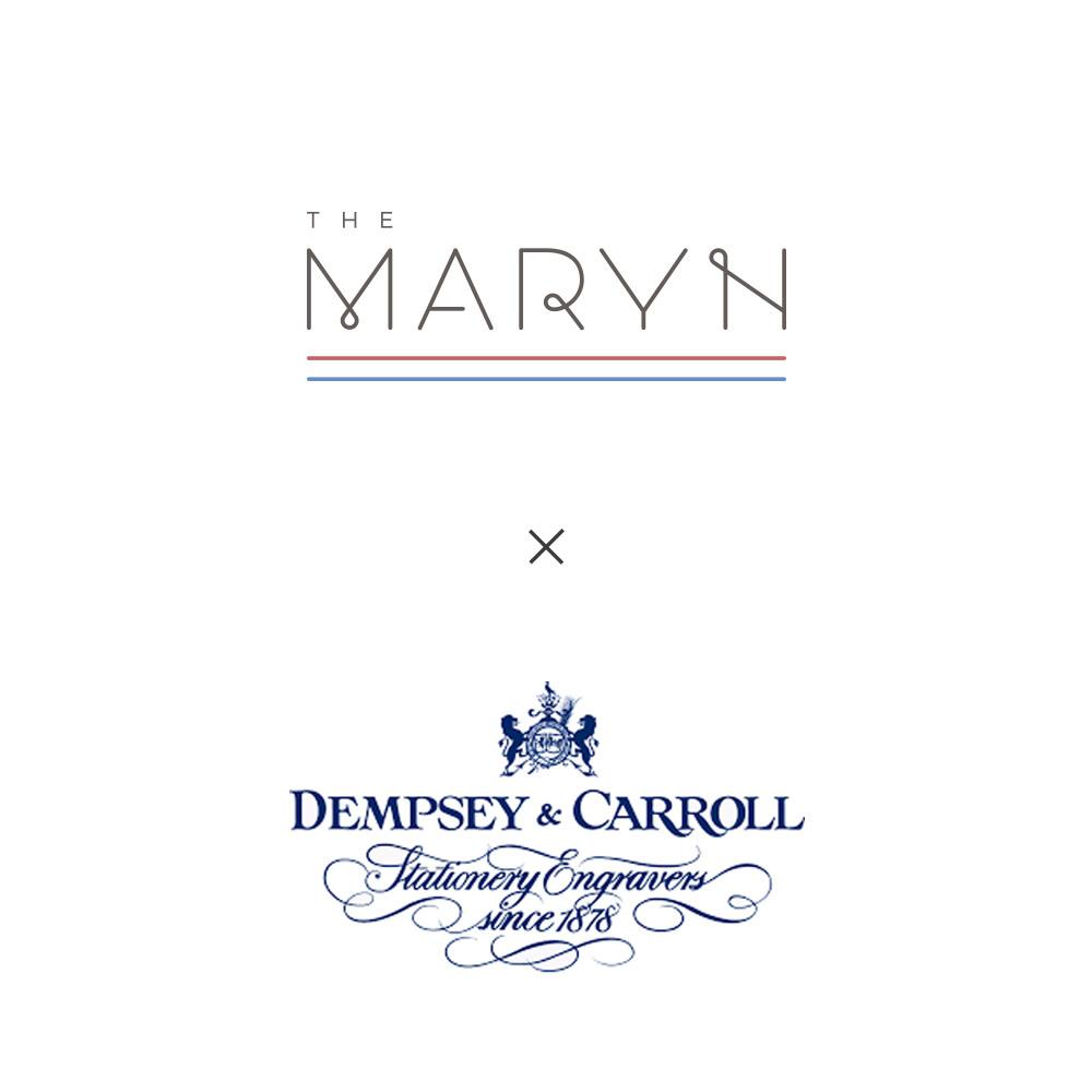 SHOP THE MARYN X DEMPSEY & CARROLL