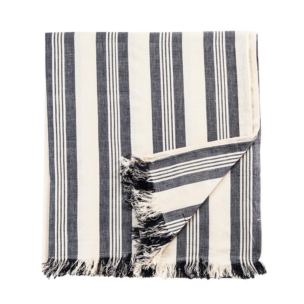 Boardwalk Blanket with Fringe