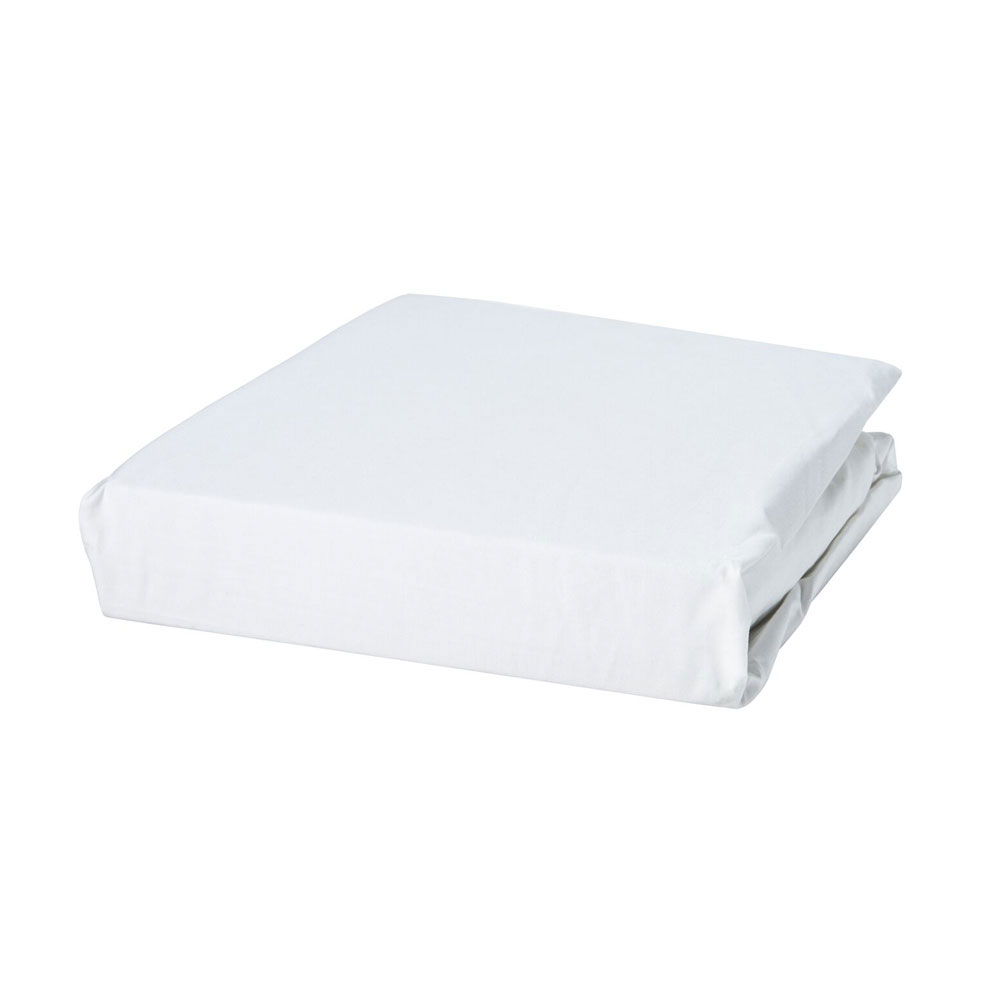 Classic White Fitted Sheet