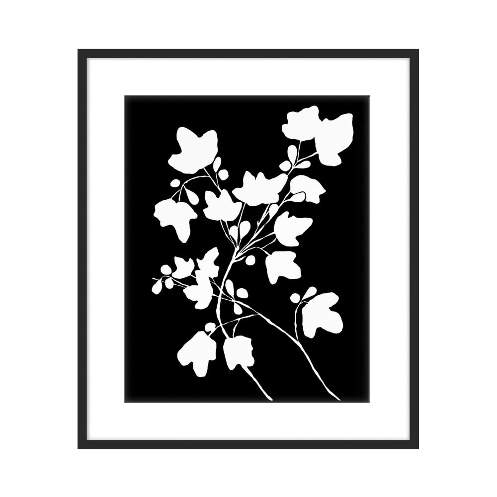Fig Plant by Kate Roebuck for Artfully Walls