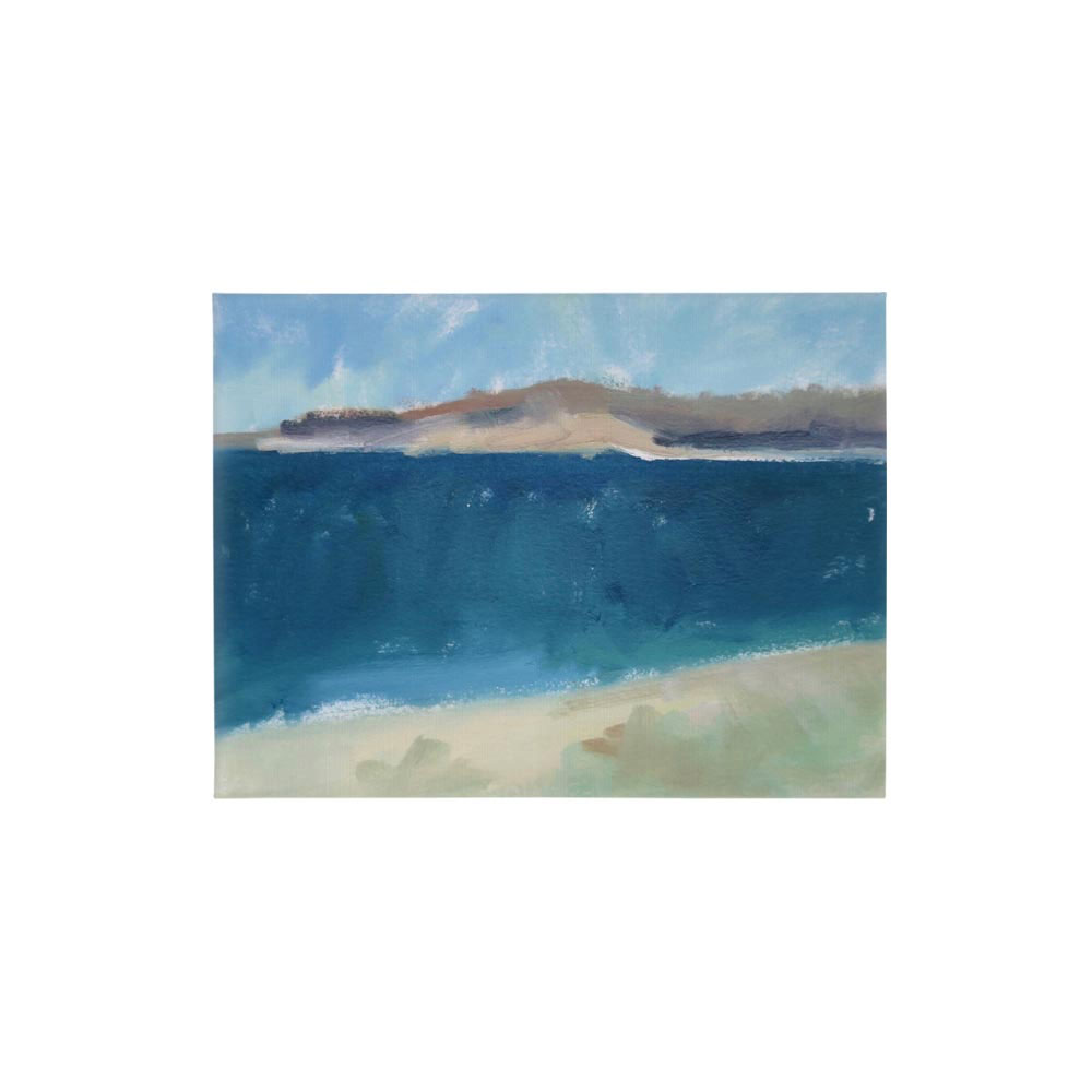 Long Island Sound by Marie Freudenberger for Artfully Walls